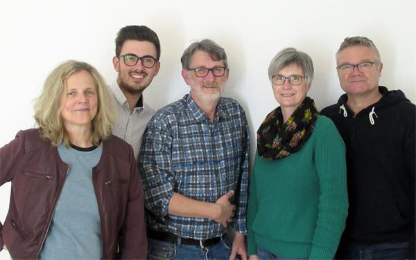 Vorstand des OV Kraichtals ab Oktober 2019