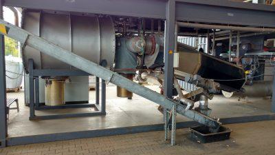 Maschine zur trockenen Karbonisierung